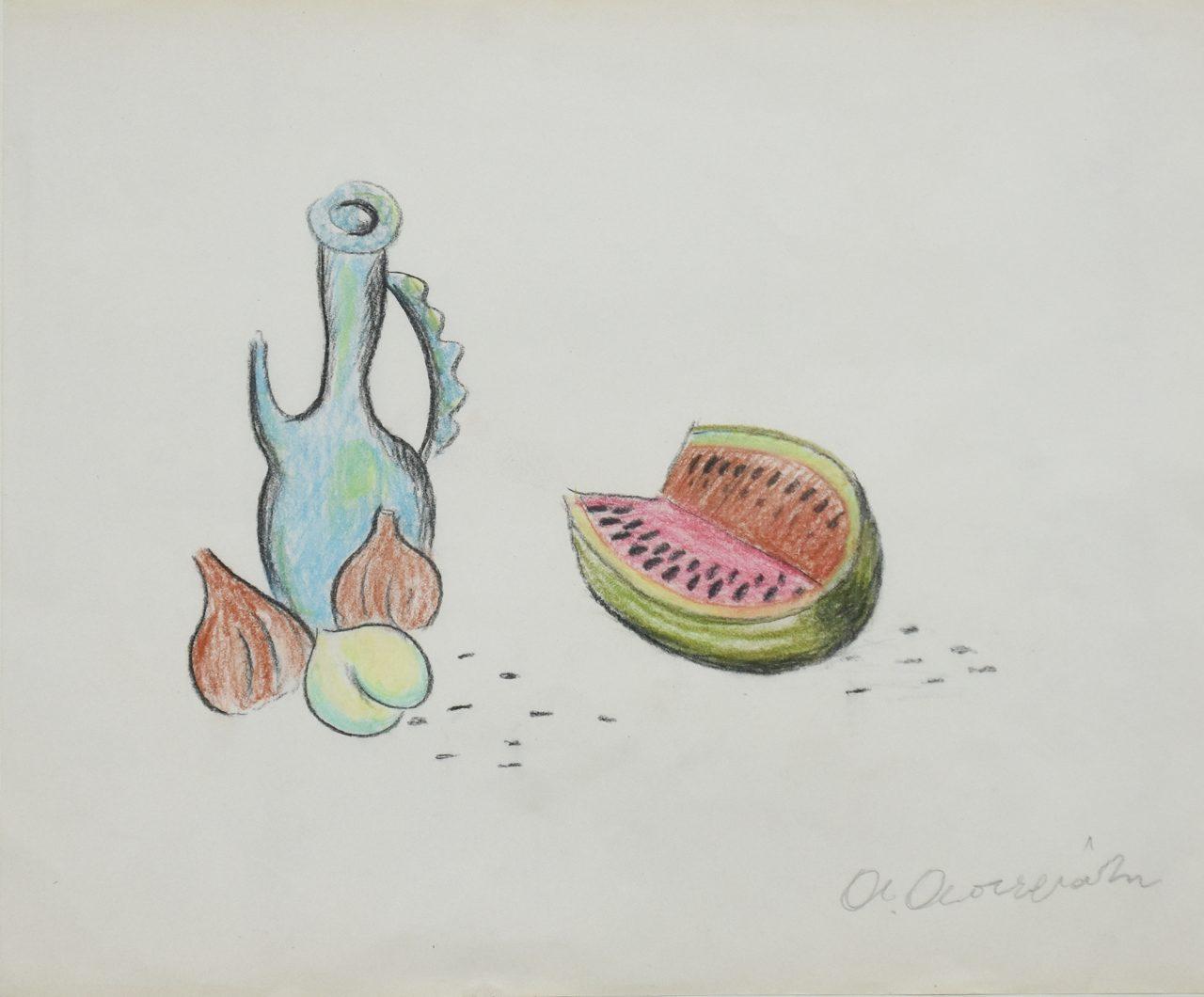 052. ASTERIADIS Aginor (1898-1977)