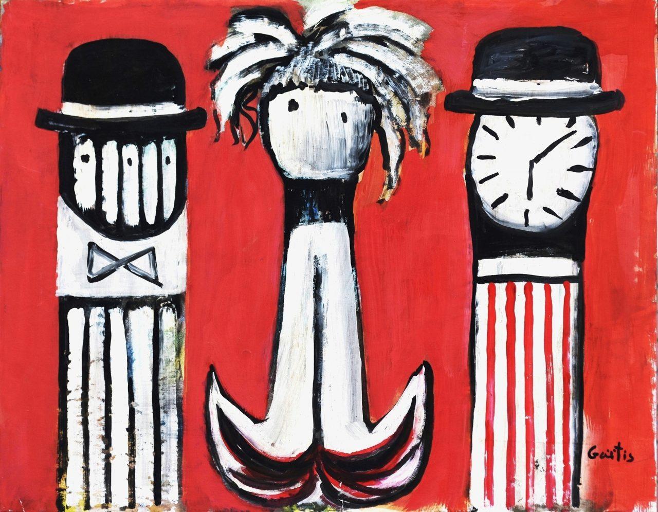 067. GAITIS Yannis (1923-1984)