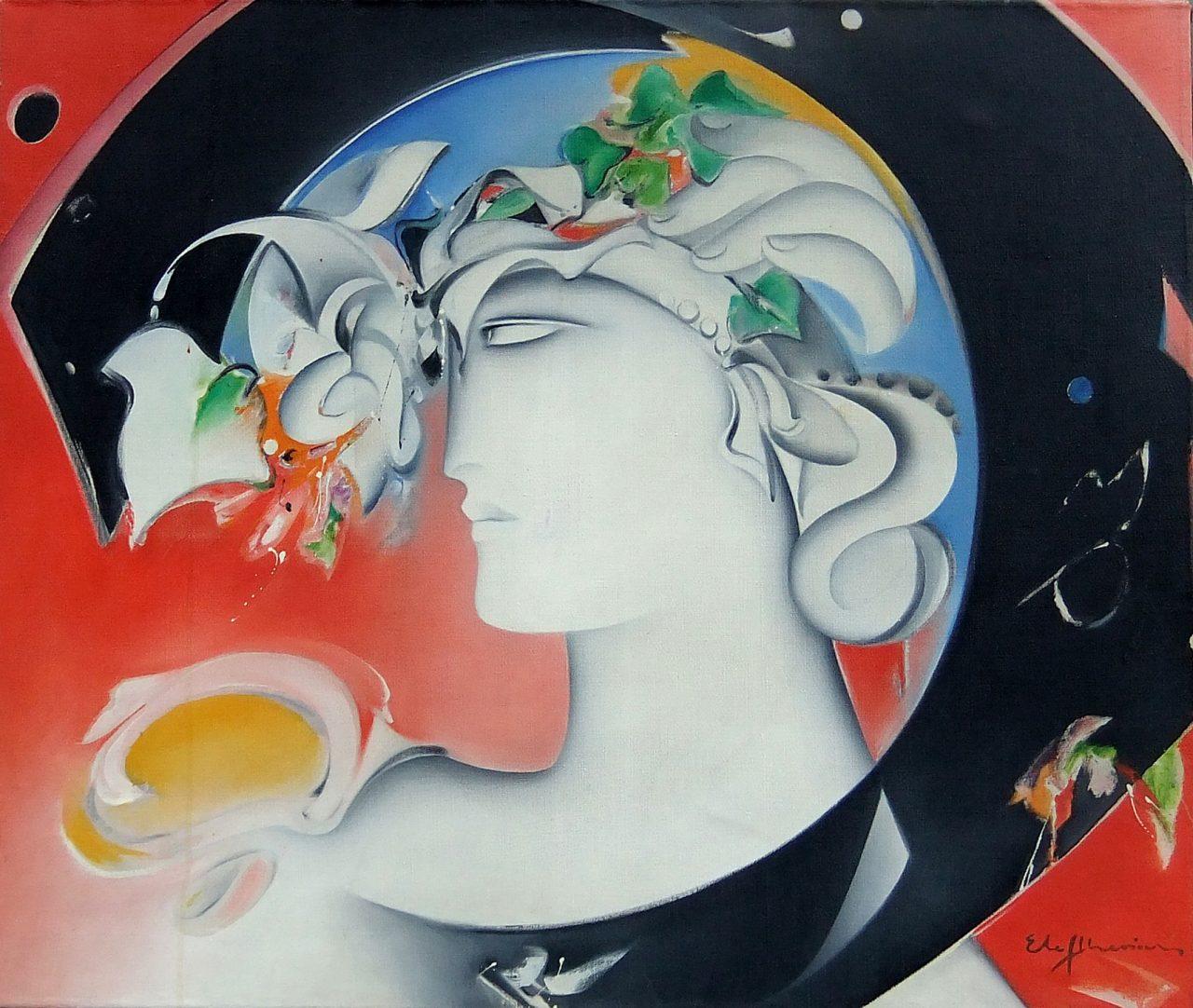 070. ELEFTHERIOU Lilly (1947)
