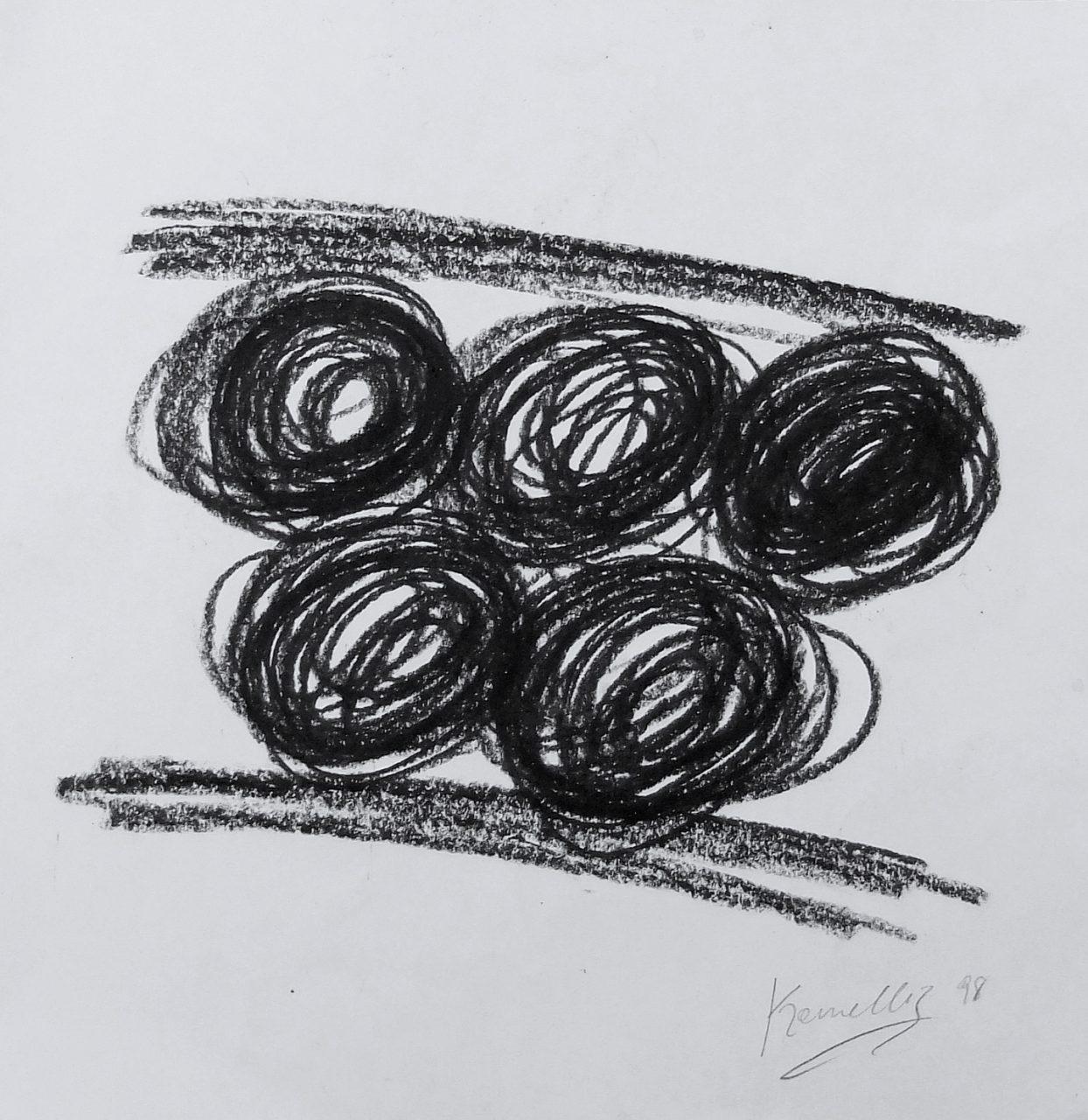 073. ΚΟΥΝΕΛΛΗΣ Γιάννης (1936-2017)