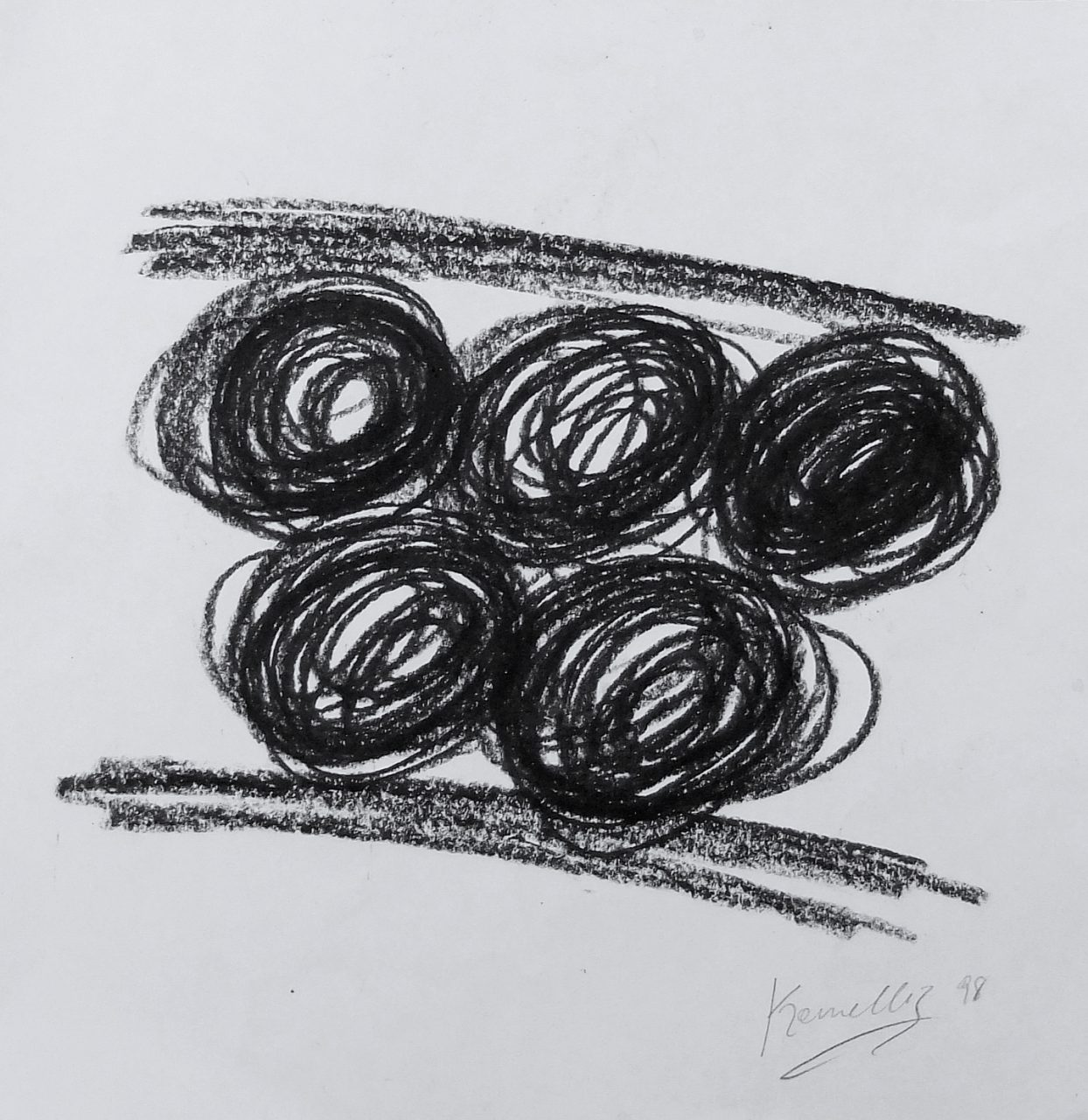 073. KOUNELLIS Jannis (1936-2017)