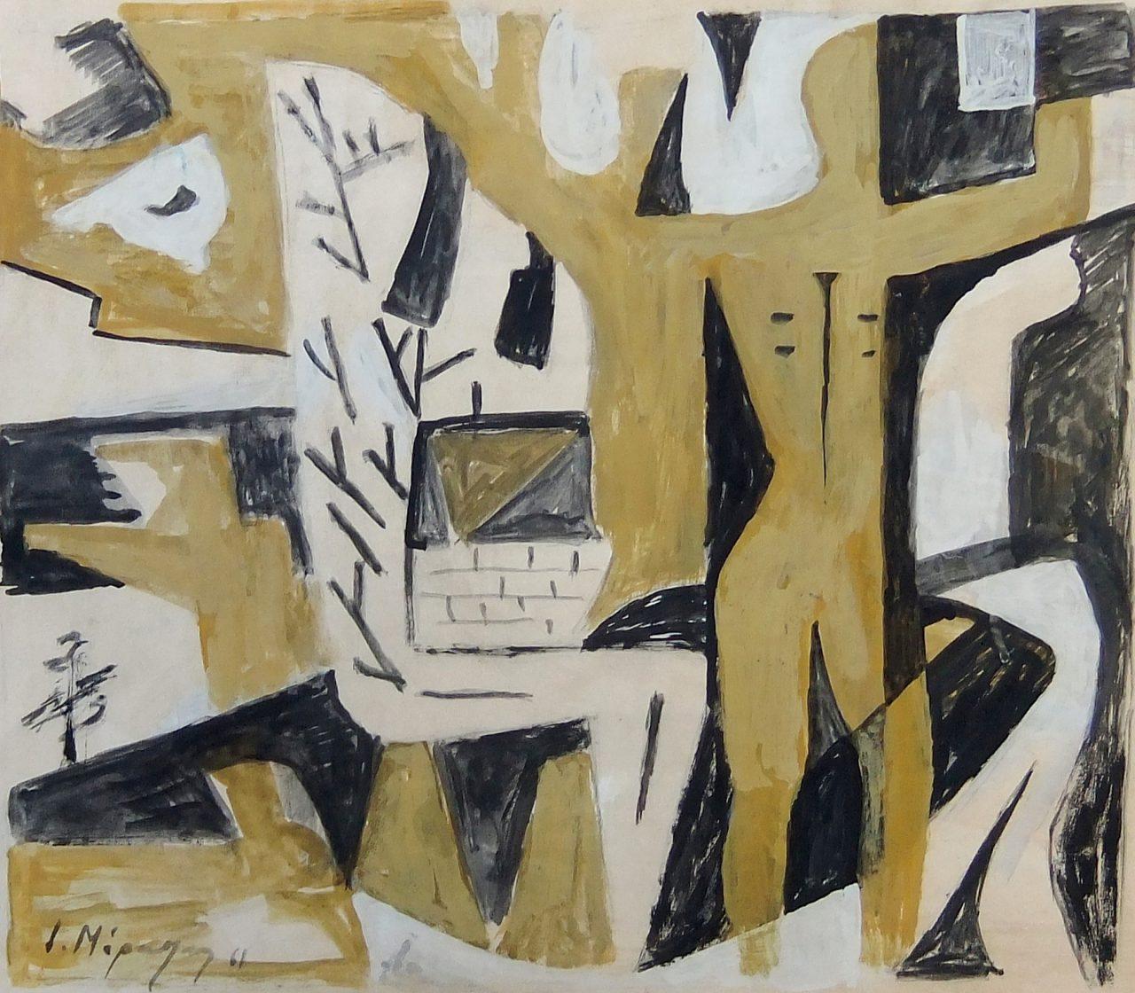 087. ΜΟΡΑΛΗΣ Γιάννης (1916-2010)