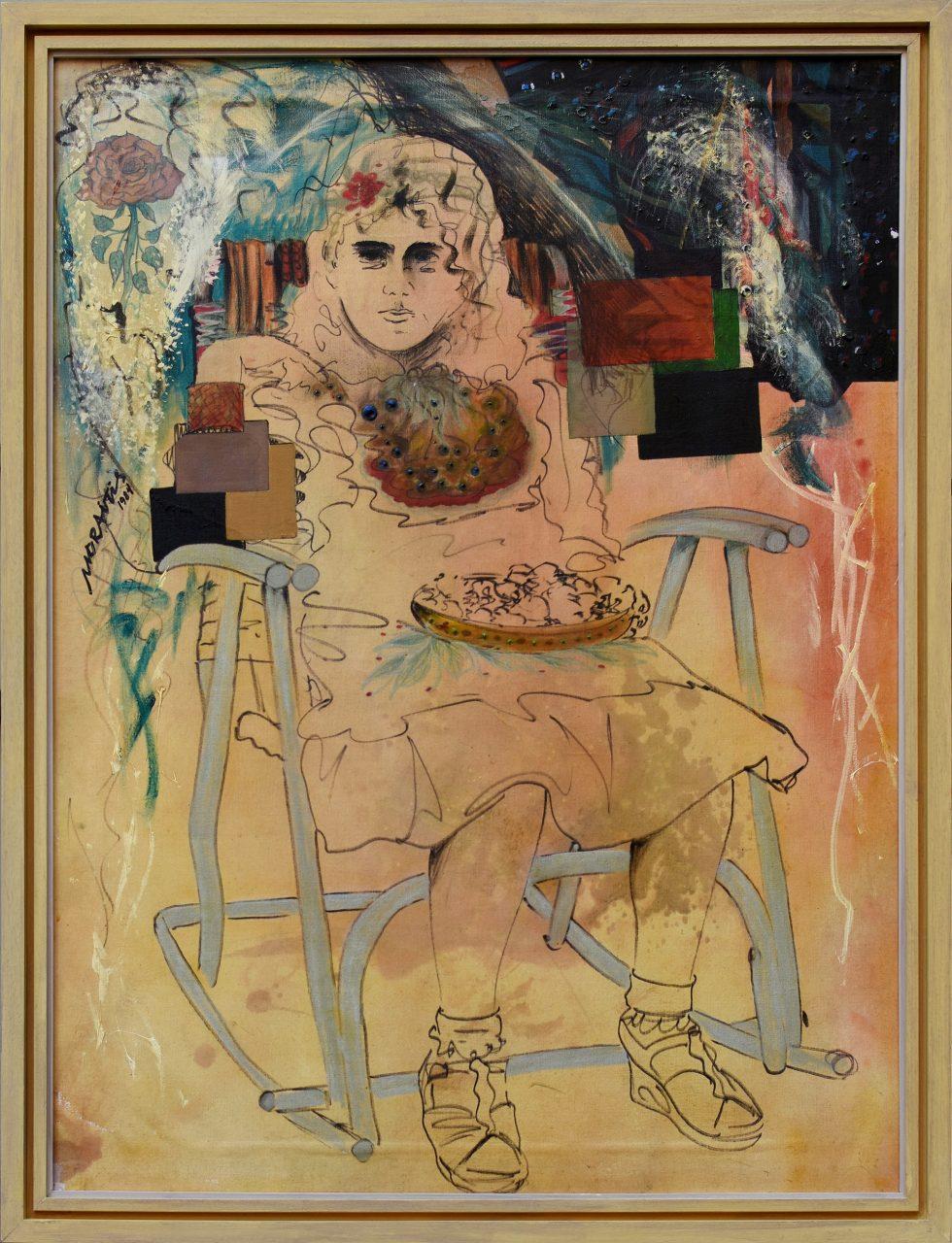 092. MORAITIS John (1931-1994)