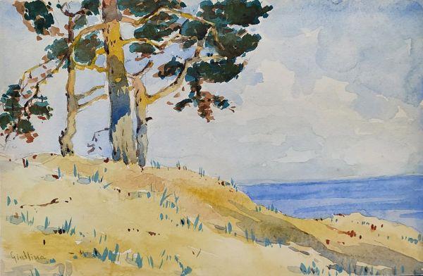 001. GIALLINAS Angelos (1857-1939)
