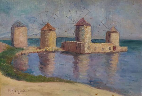 012. KARAGATSIDIS Constantinos (1877-1965)