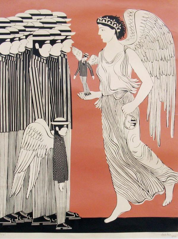 128. GAITIS Yannis (1923-1984)