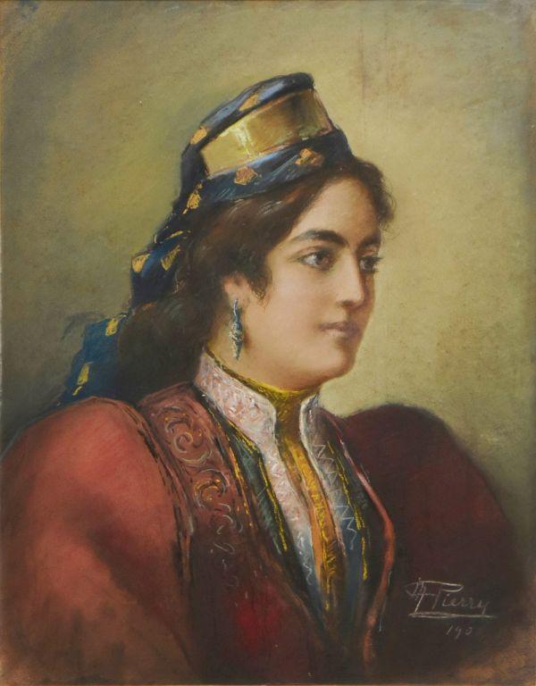 015. PIERRIS Markos (1865-1954)