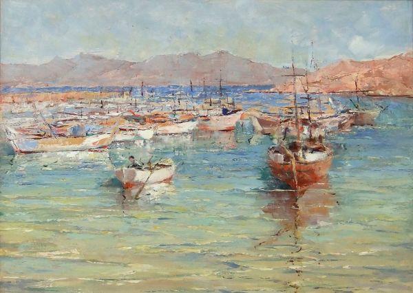 017. ARGYROS Oumvertos (1884-1963)