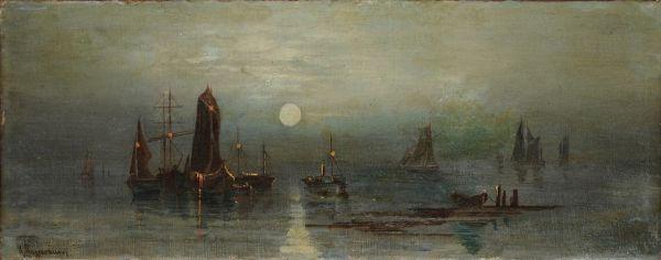 018. VOLANAKIS Constantine (1837-1907)