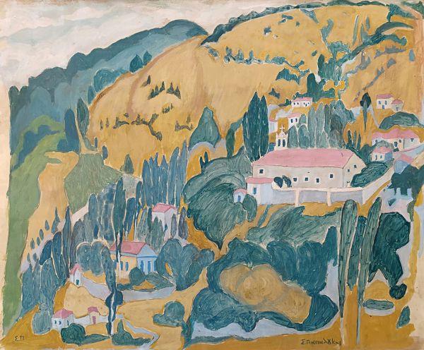 021. PAPALOUKAS Spyros (1892-1957)
