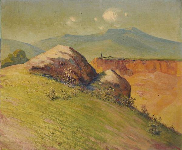 025. KALMOUCHOS Takis (1895-1961)