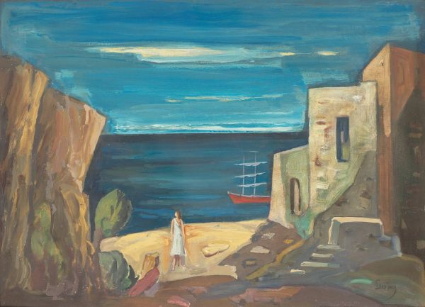 026. STERIS Gerasimos (1895-1985)