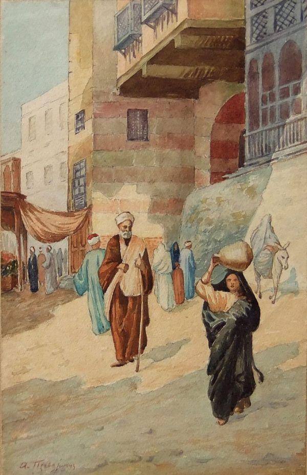 004. PROSALENDI Emilios (1859-1926)