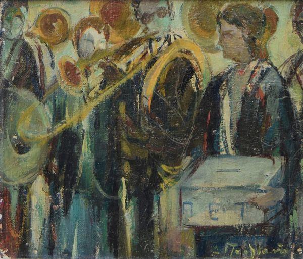 044. POULIANOS Dimitrios (1899-1972)