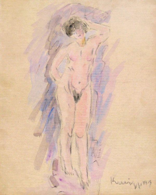 064. KANELLIS Orestes (1910-1979)