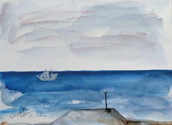 035. ΒΑΣΙΛΕΙΟΥ Σπύρος (1902-1985)