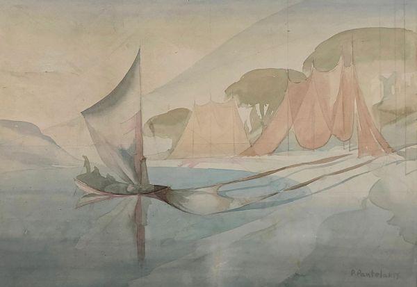 037. ΠΑΝΤΕΛΑΚΗΣ Παύλος (1914-1973)