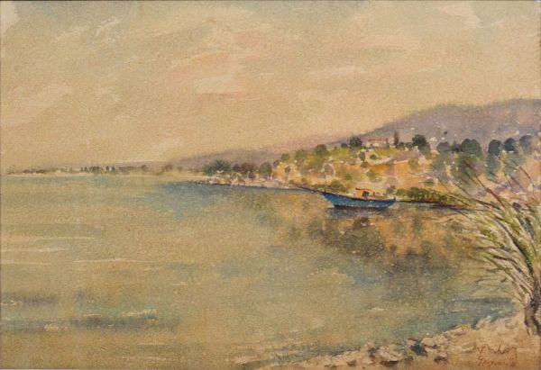 050. ΠΕΡΒΟΛΑΡΑΚΗΣ Οθων (1887-1974)