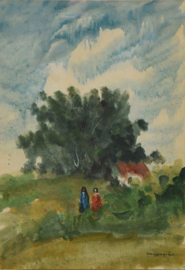 051. ΜΠΑΧΑΡΙΑΝ Ασαντούρ (1924-1990)