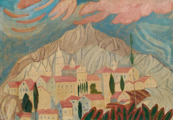 052. ΠΑΠΑΛΟΥΚΑΣ Σπύρος (1892-1957)