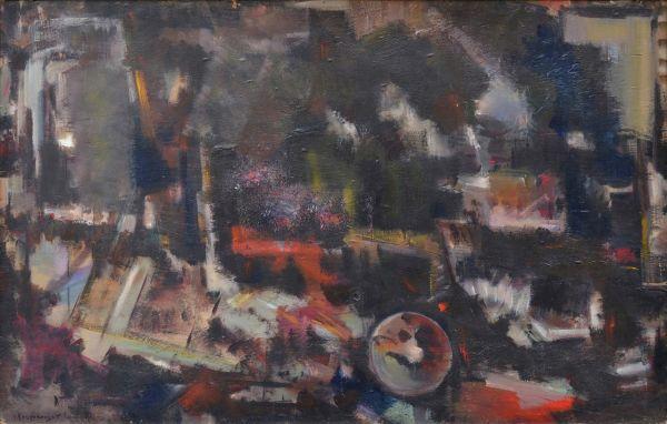 085. ΣΠΥΡΟΠΟΥΛΟΣ Γιάννης (1912-1990)