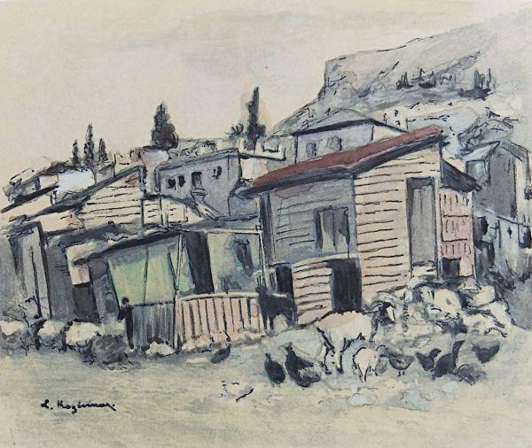 002. KOGEVINAS  Lycourgos (1886-1983)