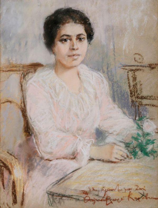013. FLORA-KARAVIA  Thalia  (1871-1960)