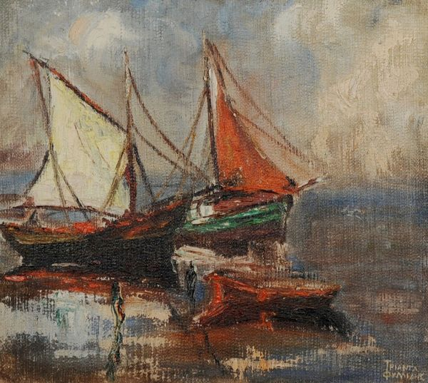 025. TRIANTAFYLLIDES  Theofrastos (1881-1955)