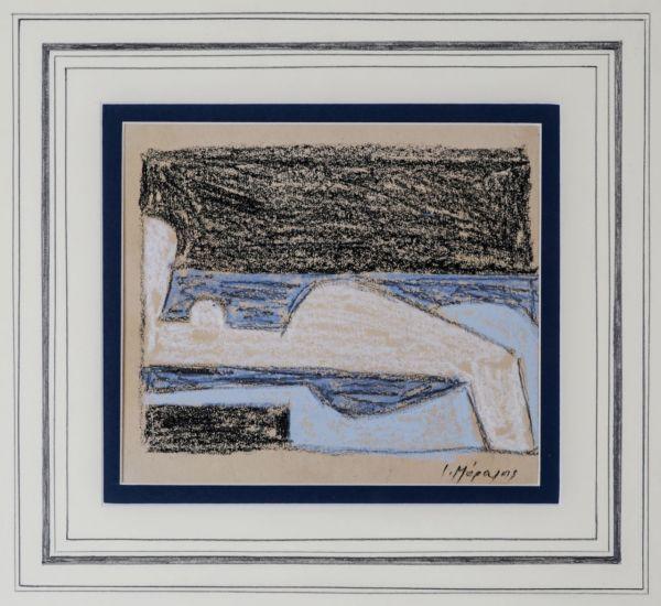 059. ΜΟΡΑΛΗΣ Γιάννης (1916-2010)