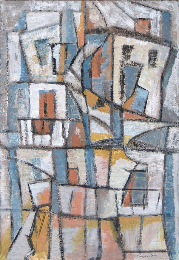 065. SPYROPOULOS   Yannis   (1912-1990)