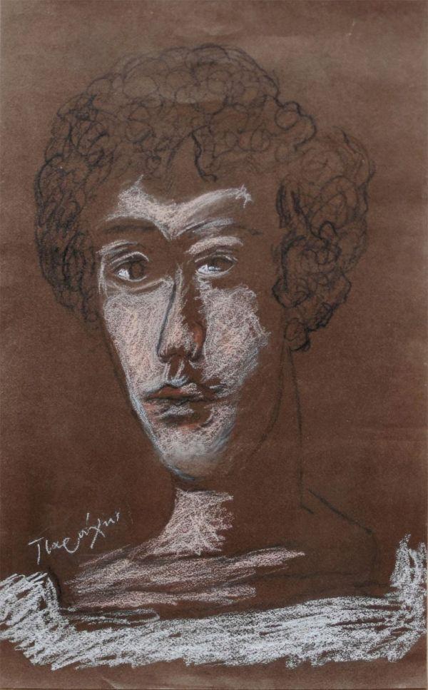 078. ΤΣΑΡΟΥΧΗΣ Γιάννης (1910-1989)