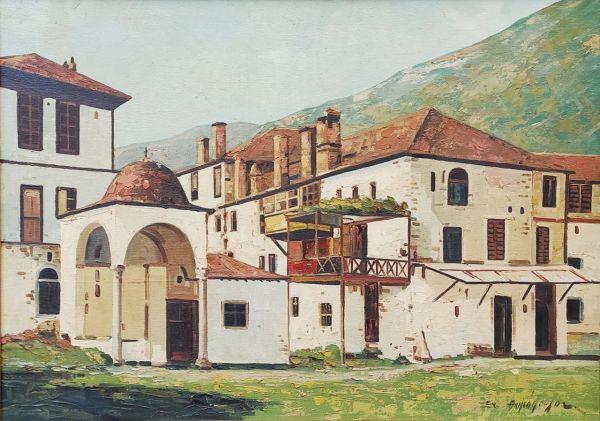 081. THOMOPOULOS    Evangelos   (1904-1975)