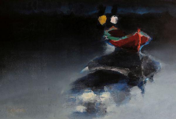 084. ΒΑΚΙΡΤΖΗΣ Γιώργος (1923-1988)