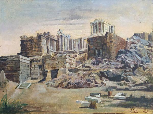 085. ΕΥΣΤΡΑΤΙΑΔΗΣ Ευστράτιος (1871-1946)