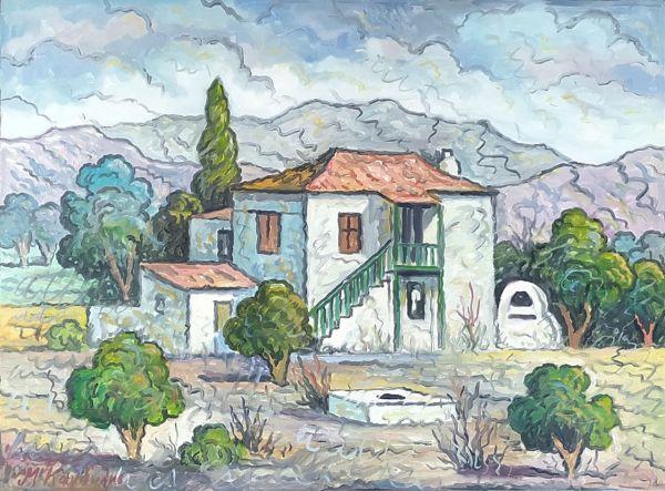 096. ΚΑΝΔΥΛΗΣ Μιχάλης (1909-2001)