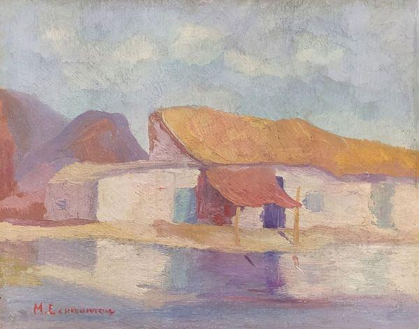 028. ECONOMOU  Michael (1884-1933)